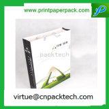 Hohes Quanlity kundenspezifisches Drucken-Firmenzeichen-steife Papiertüten