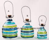 3개 크기는 두배로 한다 색깔 말벌 함정 (PM020)를