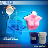 Flüssiges Silikon für die künstliche Vagina-und Erwachsen-Gummipuppe-Herstellung