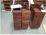 Gabinetes de cozinha da madeira contínua do bordo
