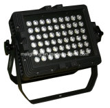 54 * 3W RGB / RGBW / RGBA / UV / Wa pared LED Luz impermeable