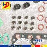 Jogo da gaxeta da revisão de Ne6t para peças sobresselentes da máquina escavadora do metal de Nissan