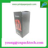 Коробка Kraft коробки подарка упаковывая изготовленный на заказ бумажная