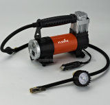 LEDライトが付いている速いポンプタイヤのインフレーターポンプ