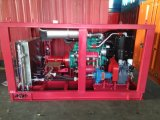 Max. Werkende Staaf Pressure800/Max. Diesel van Discharge30 L/min. Schoonmakende Machine Met motor van de Hoge druk