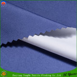 Textile à la maison enduisant le tissu tissé par franc imperméable à l'eau de rideau en guichet d'arrêt total de polyester