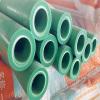 Tubo plástico compuesto, tubo coloreado 20~110m m de PPR para la tubería del agua