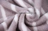 Franela impresa del poliester/tela coralina del paño grueso y suave - 14107-2 1#