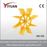 Yh-1002A 1HP 0.75kw. 2 impulseurs. Aérateur de moteur de roue