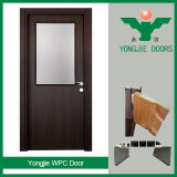 Porte de WPC, cadre de porte de WPC, porte intérieure