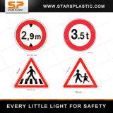 統合されたアルミニウム交通安全太陽LEDの交通標識
