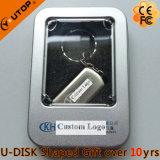 Vara do USB pequeno do giro/giro do metal dos presentes (YT-1210)