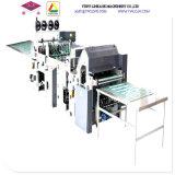 Ld1020b機械を作る半自動サドルによって綴じられる生産ラインノート