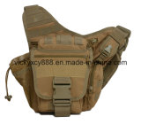 Imperméable Outdoor Sports Military Camera Single Double Shoulder Bag (CY3611)