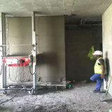 Mur automatique plâtrant la machine pour l'industrie du bâtiment
