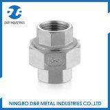 Dr. 7014 connecteur d'ajustage de précision de pipe de qualité