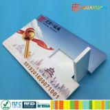 Design mince Smart couleur impression complète USB Business Card Flash Drives