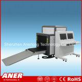 Explorador de alta resolución K8065 del bagaje de la radiografía del cargo del aeropuerto del subterráneo