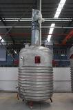 Reator para a polimerização da emulsão