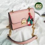 OEMのロゴの卸売の工場ハイエンドQualitied PUの女の子のハンドバッグの熱い販売の女性Crossbodyショルダー・バッグSy8427
