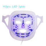 3 zieht der Farben-LED Schönheits-Gesichtsbehandlung Schablonen-Photon-Licht-Haut-Verjüngungs-der Therapie-PDT Maschinen-täglicher Haut-Sorgfalt ab