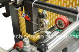 Máquina que lamina de la mejor del precio Fmy-Zg108L película automática de alta velocidad del cortador de urdimbre con Ce