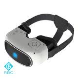 Шлемофона стекел фактически реальности изумлённые взгляды видео- регулируемые/стекла Vr коробки 3D