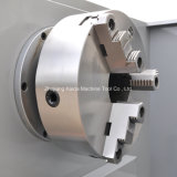 C6266c máquina del torno de 2 contadores para el acero