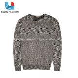 100%년 면 남자의 대원 목 긴 소매 스웨터 고품질