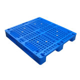1200*1000 Heavy Duty Industrie Rackable PEHD euro palette plastique