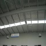 Negozio commerciale prefabbricato della struttura d'acciaio con il disegno moderno