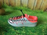 Chaussures occasionnelles d'espadrilles de qualité de chaussures de sports