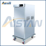 Module électrique mobile de réchauffeur de nourriture Dh21 de matériel de restauration
