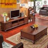 Schrank des europäische Art-neuer Entwurf LCD-Fernsehapparat-Standplatz-/Fernsehapparat (GSP13-005)
