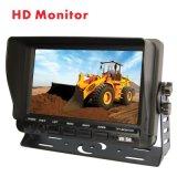 バス、トラック、Tractersのためのカメラのモニタシステムを逆転させるHD