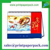 De Kalender van de Lijst van de Druk van de douane voor Bevordering
