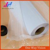 Película de visión única de PVC Matreial