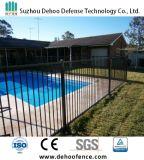 Rete fissa rivestita della piscina della polvere di Interpon saldata Ce/SGS per obbligazione