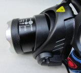 Indicatore luminoso capo di alluminio del CREE T6