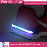 Bunte LED-grelle Schuh-Sicherheits-Klipp-Großhandelslichter für Seitentriebe u. Nachtlaufenden Gang