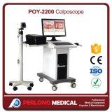 Coloscópio de vídeo digital VAGINA POY-2200 com ce aprovado
