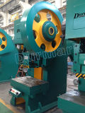 판매 판금 구멍 펀치 기계를 위한 J21-100 톤 힘 압박