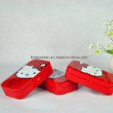 Kundenspezifischer rechteckiger Metallduftstoff-verpackenzinn-Kasten