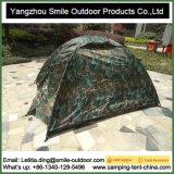 Tente campante de luxe remplaçable de camouflage de méditation extérieure superbe