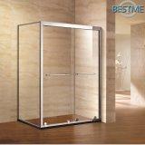 Meistgekaufter Edelstahl-einfacher Dusche-Raum (BL-F3007)