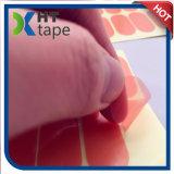 El doble que cortaba con tintas echó a un lado cinta hecha en China