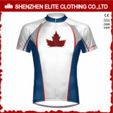 Camisolas de ciclismo masculinas de baixo custo para atacado (ELTCJI-1)