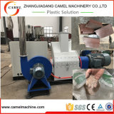 Machine en plastique de broyeur de pipe pour le plastique de rebut