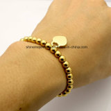 Heiß-Verkauf der Edelstahl-Raupe Pendant Armband (BL2838)