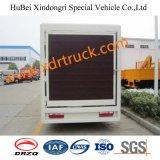Foton 4.8cbm Mobile Billboard Truck com tela LED